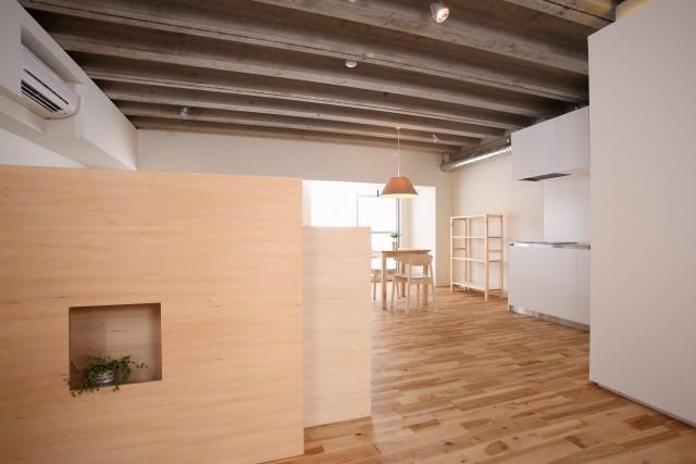 部屋のインテリアのイメージ写真