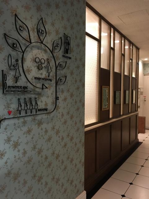 おしゃれなトイレの写真