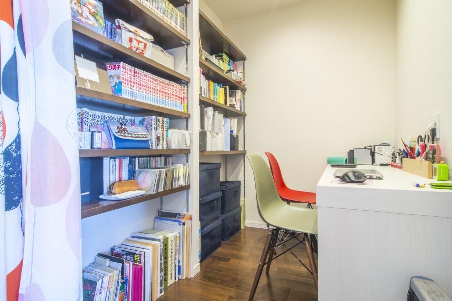 本好きのための小さな書斎