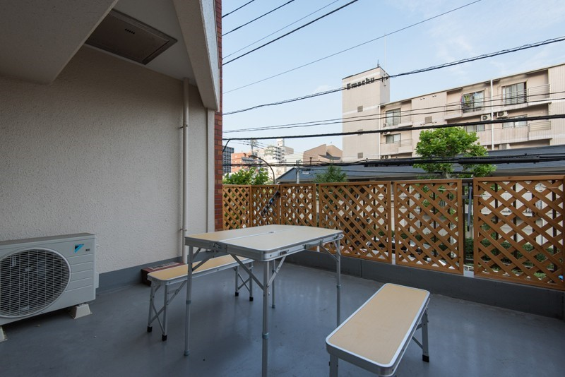【150cm~】 テーブルと椅子が置ける