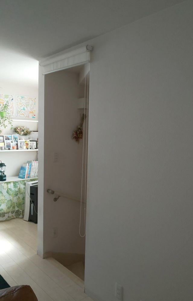 開き戸から引き戸へのリフォーム事例5