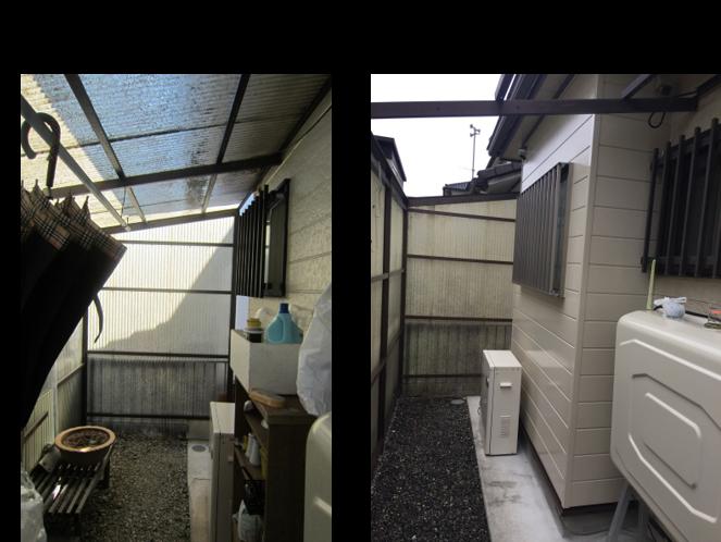 【事例8】狭い浴室を増築リフォームで快適に