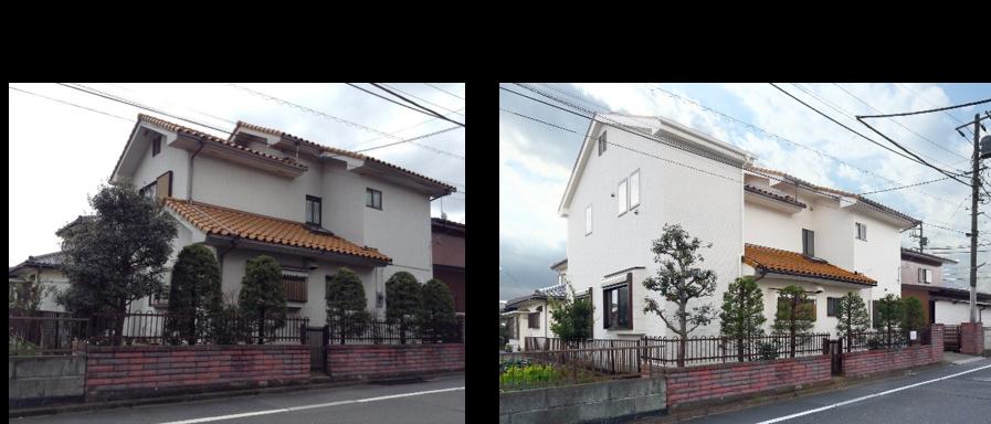 1階・2階の増築で二世帯住宅へ
